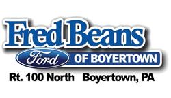 fred beans boyertown